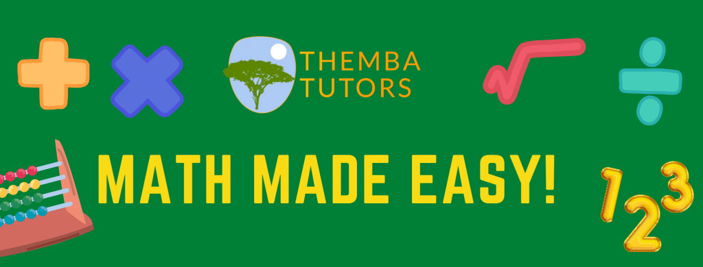 Math tutoring, Themba Tutors